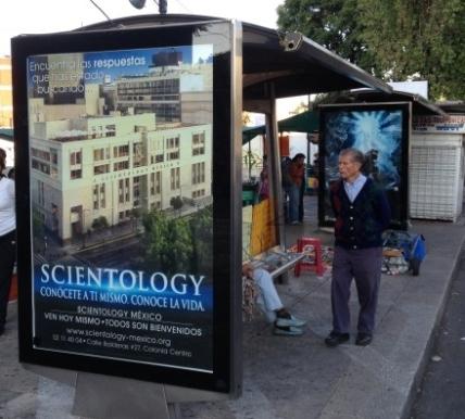 Publicidad en Paradas de camion