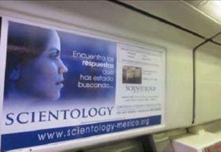 Dovela en el metro