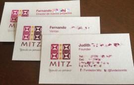 tarjetas mitz cristalizadas